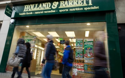 Holland & Barrett: Marble Arch