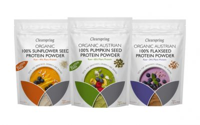 clearspring protein powder