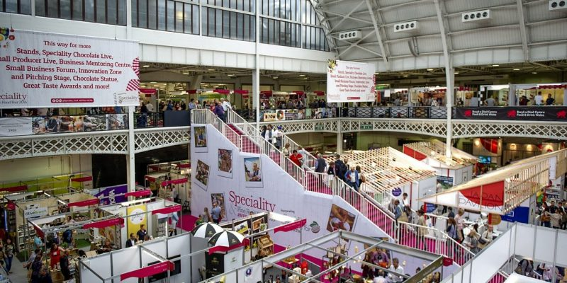 speciality and fine food