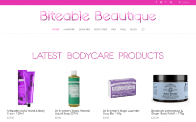 BiteablBeautique Body Care