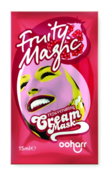 Ooharr Cream Face Mask