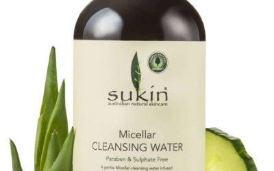 Sukin Micellar Cleansing Water 250ml £8.12