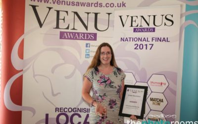 Venus Green business winner 2017