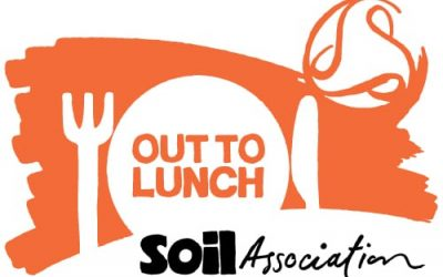 Soil Association Out To Lunch logo