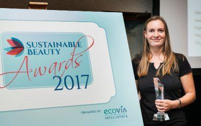 Winner of the Green Formulations category: Alteya Organics