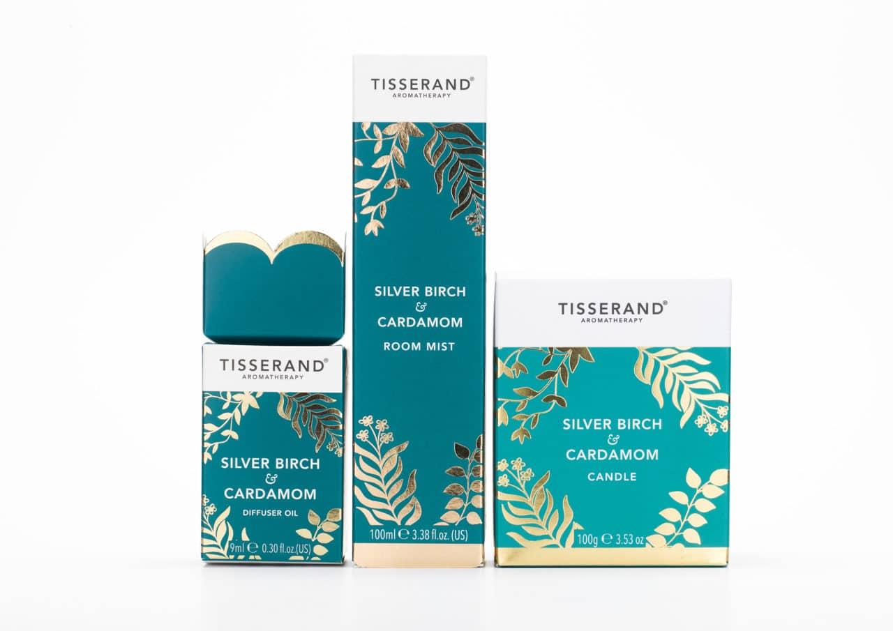 Tisserand creates winter fragrances - www
