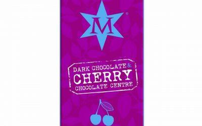 Montezumas Truffle Bar Cherry