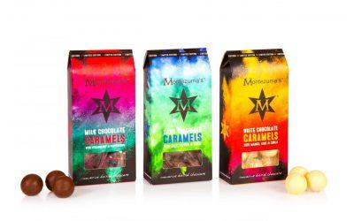 Spiced Caramels Range