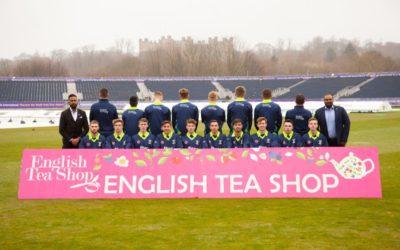 English Tea back with sponsor