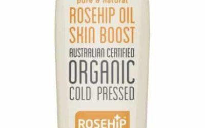 RosehipPLUS™ Australian Certified Organic Rosehip Oil Skin Boost Roll-On 15ml_0680569358189