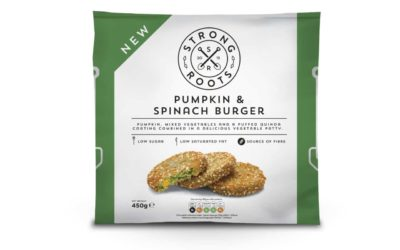 Strong Roots_Spinach Burger
