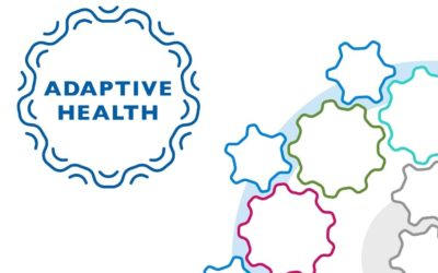 Adaptive Health Logo and cogs 1164