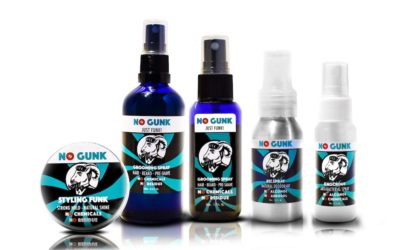 NO GUNK products family
