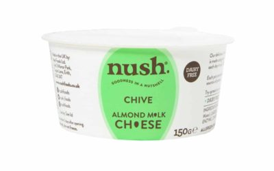 Nush Chive Spreadable Cheese