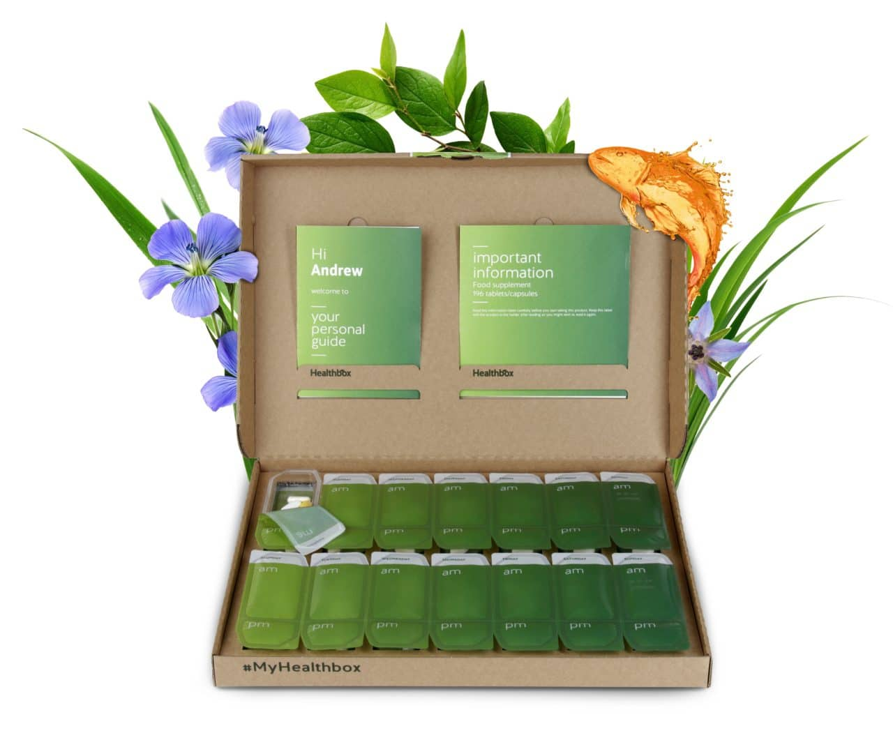 H&B launches bespoke 'vitamin box' service - www