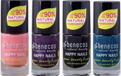 NEW Benecos Nail Colours 2018