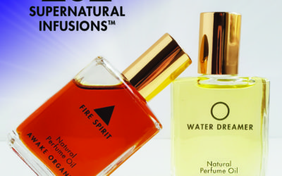 supernatural infusions natural perfume oil by awake organics uk indie brand