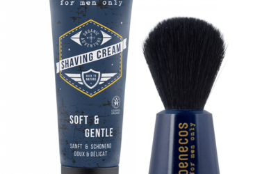 Benecos Extends 'For Men Only%u2019 Range with Two New Shaving Products