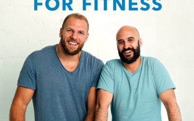 Cooking for Fitness_James Haskell & Omar Meziane_Book Jacket