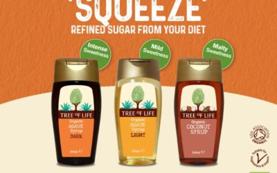 Tree of Life organic syrups