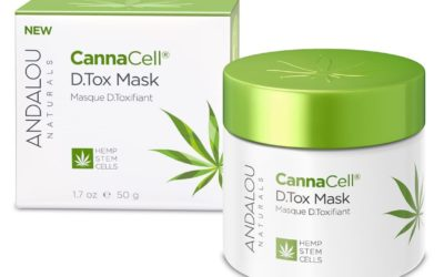 CannaCell D.Tox Mask PAIR