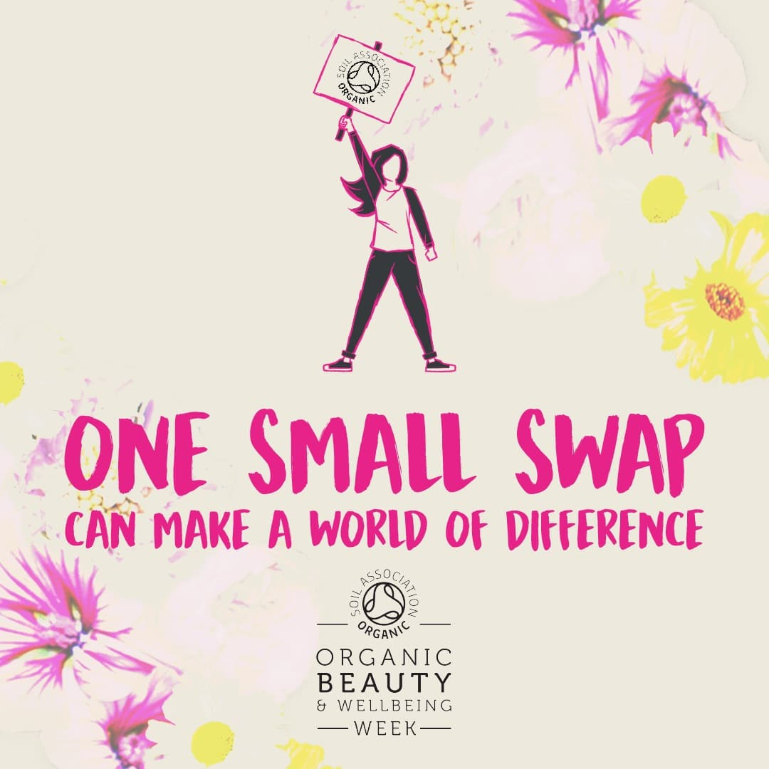 organic beauty & wellbeing week