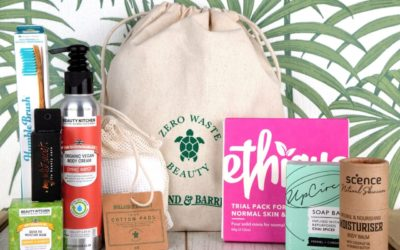 Zero Waste Beauty Bag