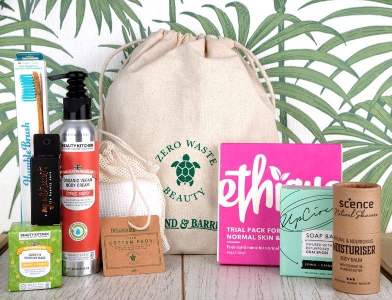 Zero Waste Beauty Bag