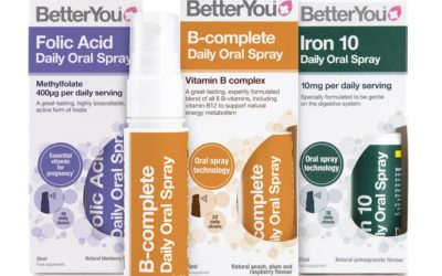 Iron 10 Oral Spray