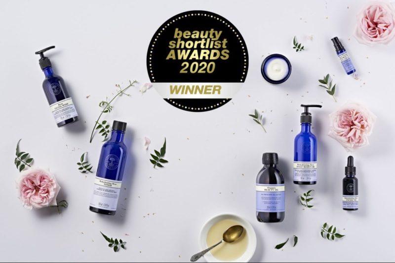 Beauty Shortlist & Wellbeing Awards 2020