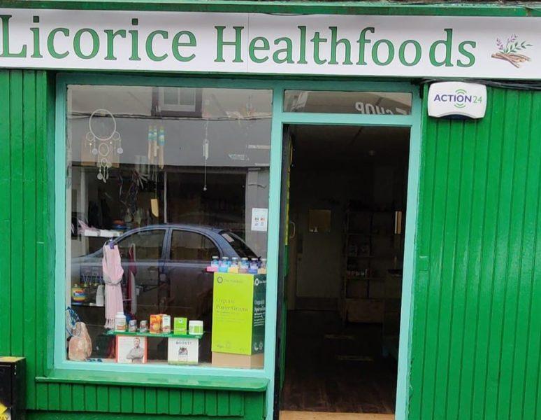 licorice healthfoods