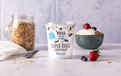Super Thick Kerned Yogurt
