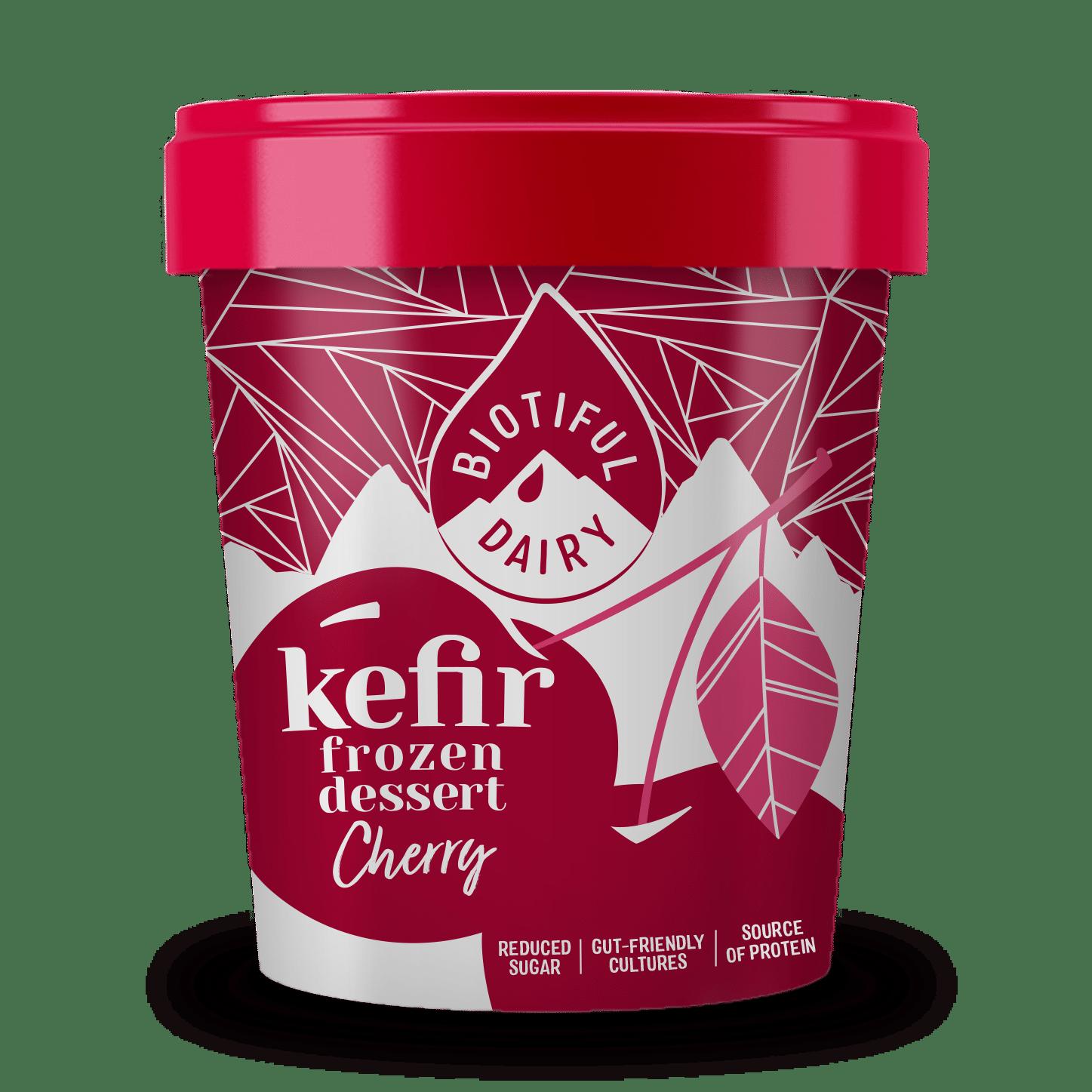 Kefir Frozen Desserts
