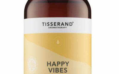 Tisserand Happy Vibes Shower Wash 400ml Front Print