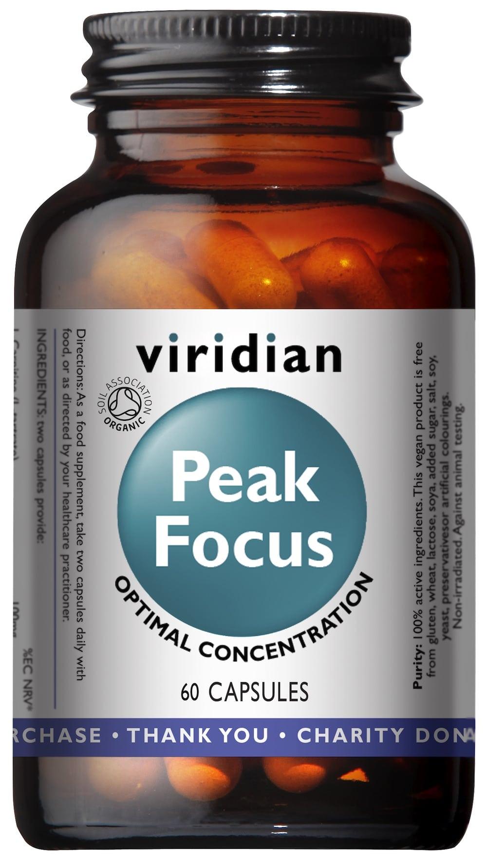 Peak Focus