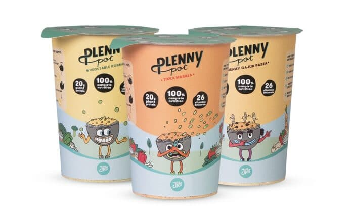 Plenny Pot