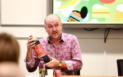 Brighton Coke man