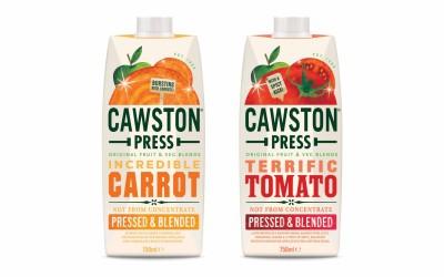 CAWSTON PRESS_TERRIFIC TOMATO & INCREDIBLE CARROT_750ML