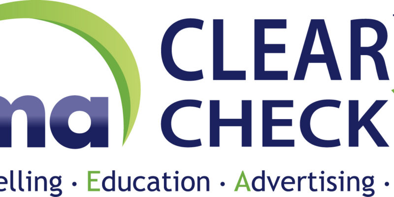 Clear Check logo