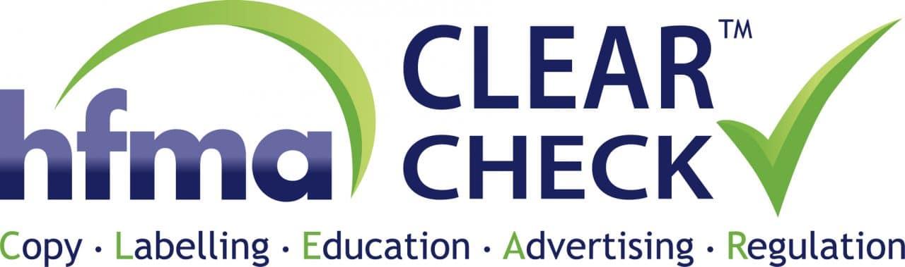 Clear Check logo