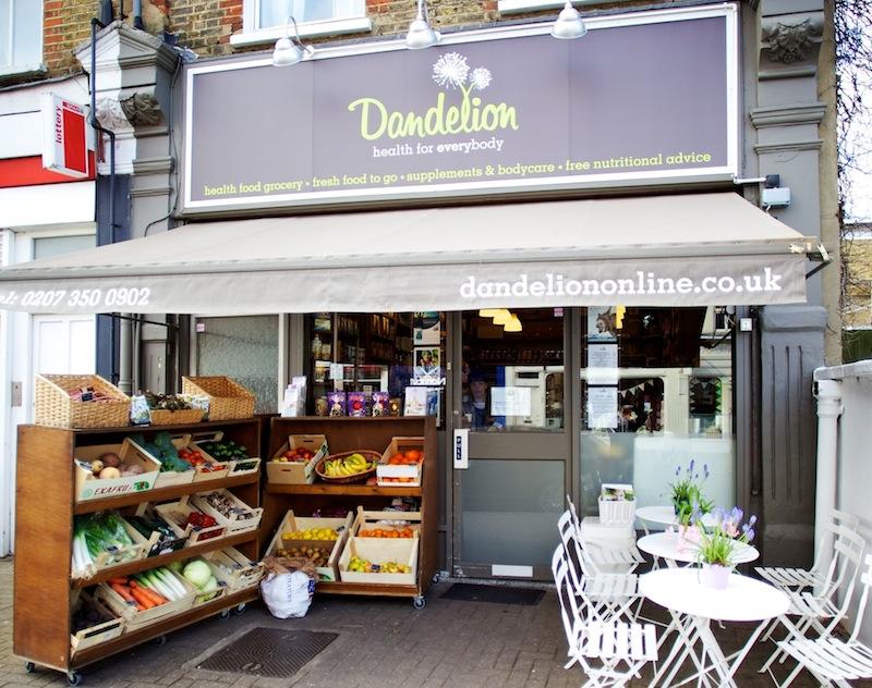 Dandelion 118 HR
