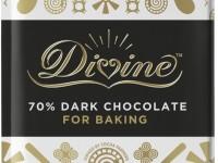 Divine 70% Dark Chocolate baking bar 200g smaller (1)