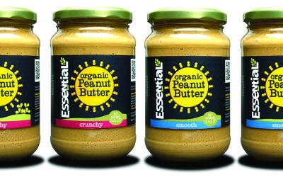 Essential peanut butter range