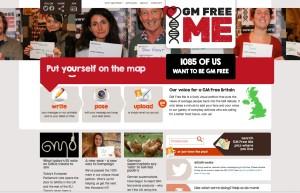 GM free website