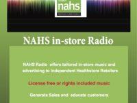 NAHS Radio exhibition handout