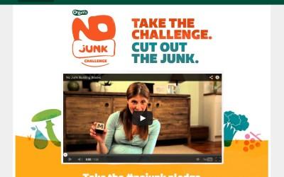 No junk challenge