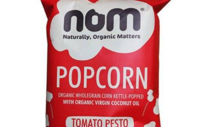 nom popcorn