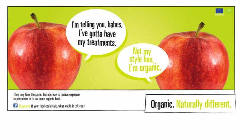 ASA rejects complaint about organic ad's pesticide claim