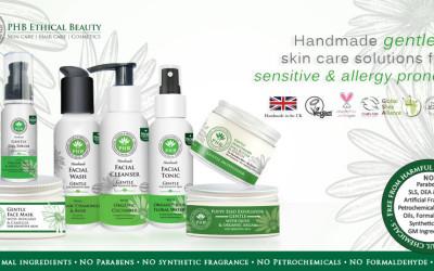 PHB Natural Gentle Skincare Slide