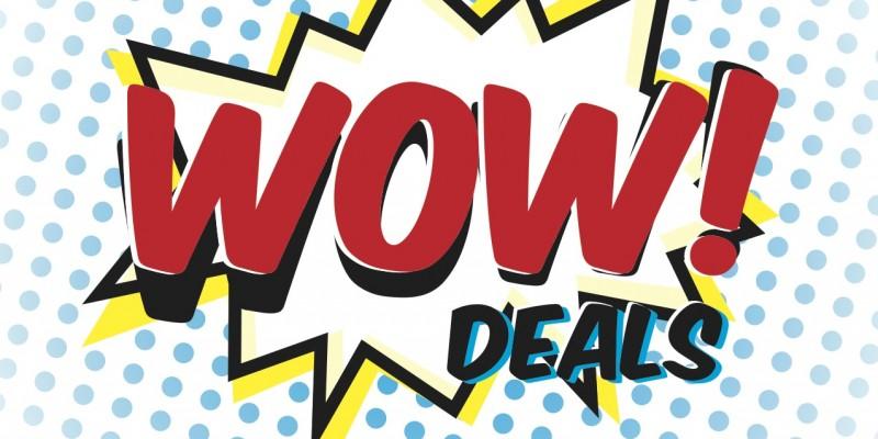 WOW Deals Logo